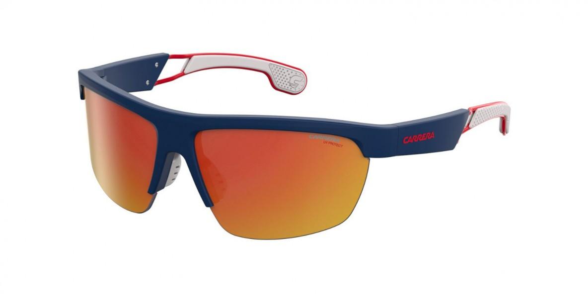 Carrera 4005/S RCT/W1 عینک آفتابی مردانه کررا مستطیلی