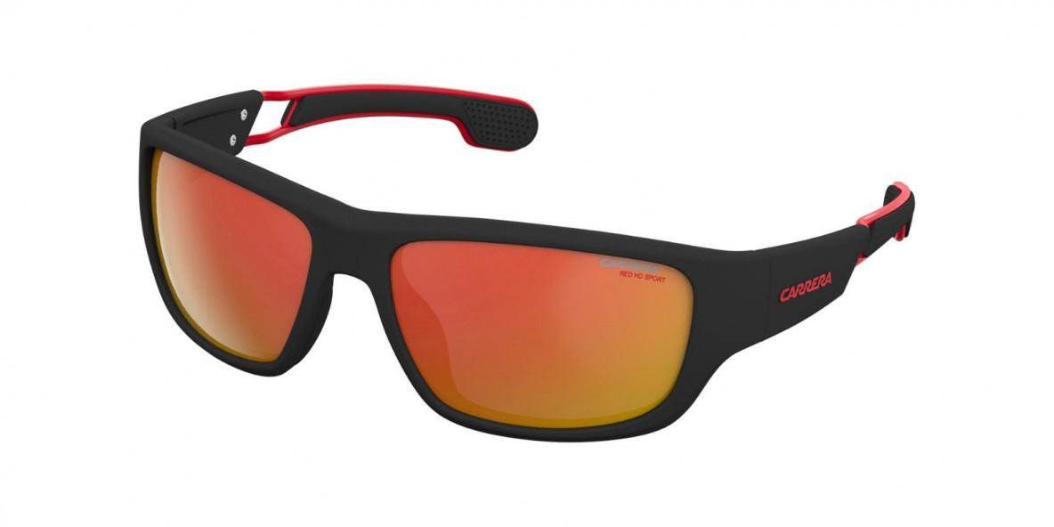 Carrera Sunglass 4008 003-W3 عینک آفتابی مردانه کررا مستطیلی