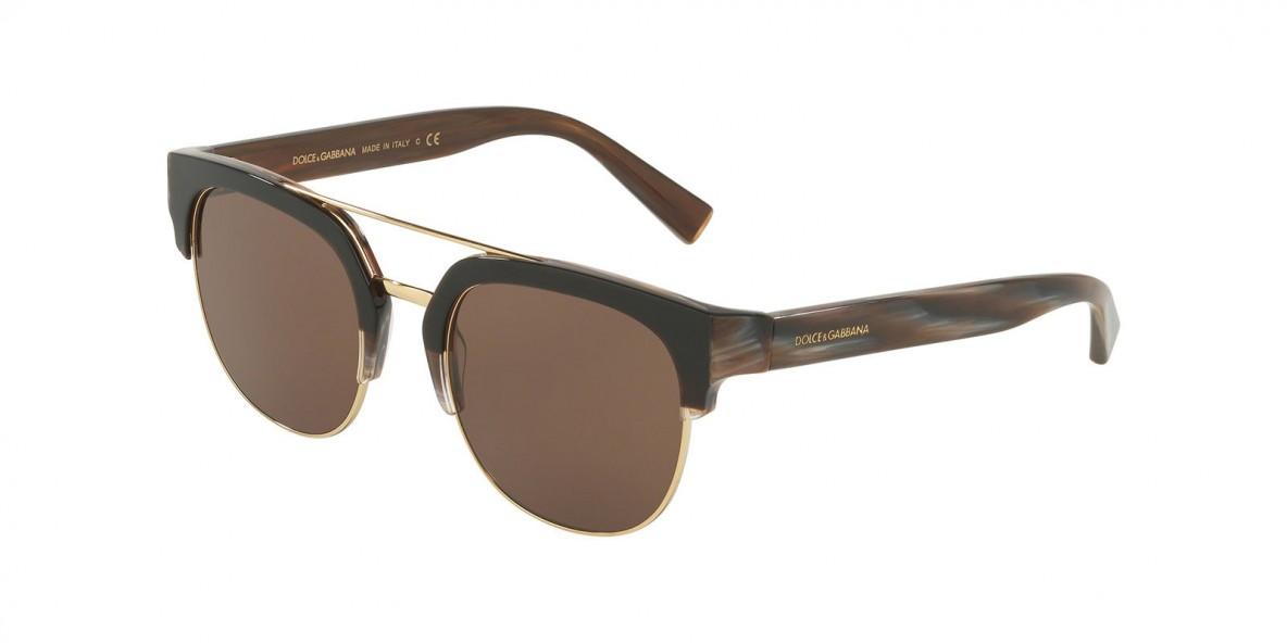 Dolce & Gabbana DG4317 315873 عینک آفتابی مردانه دی اند جی