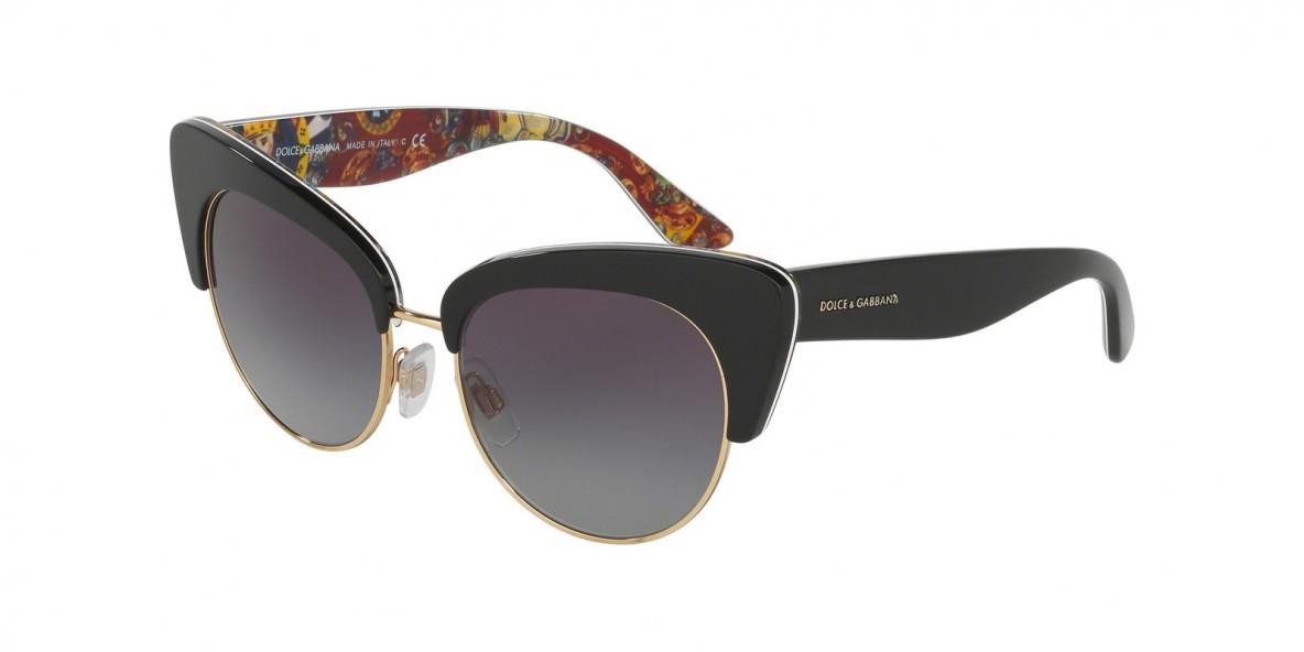 Dolce & Gabbana DG4277 30338G عینک آفتابی زنانه دی اند جی