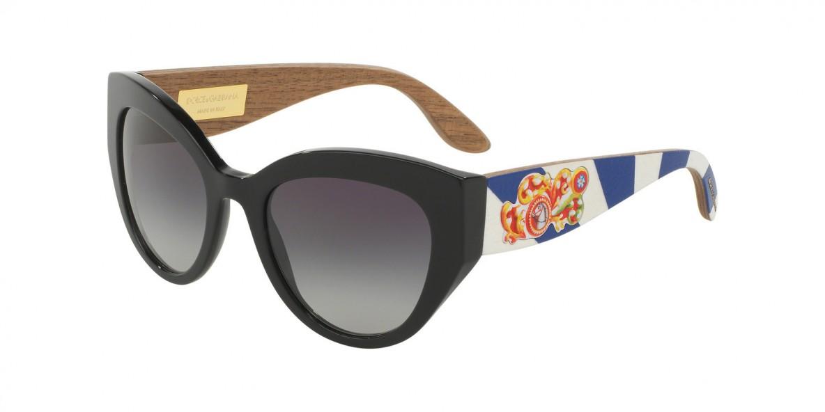Dolce & Gabbana DG4278 501/8G عینک آفتابی زنانه دی اند جی