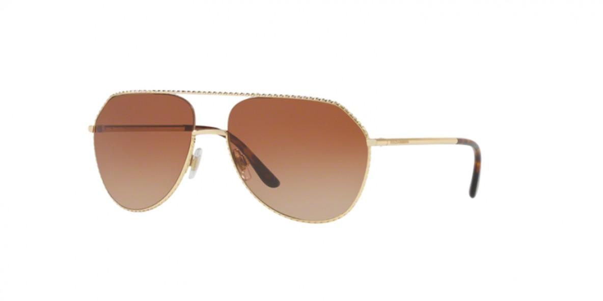 Dolce & Gabbana DG2191 02/13 عینک آفتابی زنانه دی اند جی