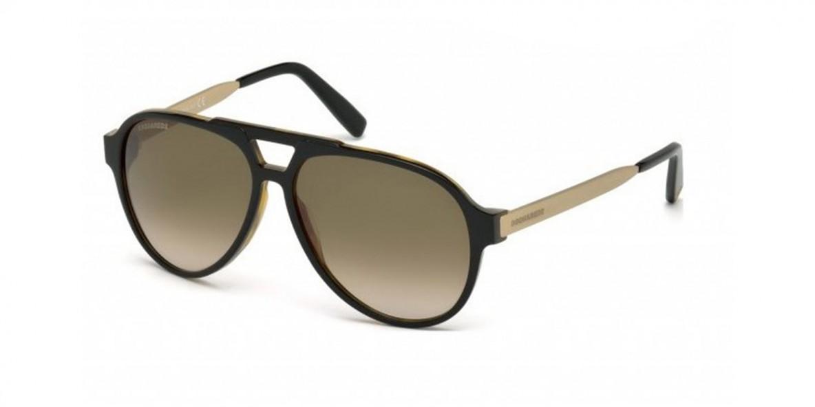 Dsquared2 DQ0204 05P عینک آفتابی مردانه دسکوارد