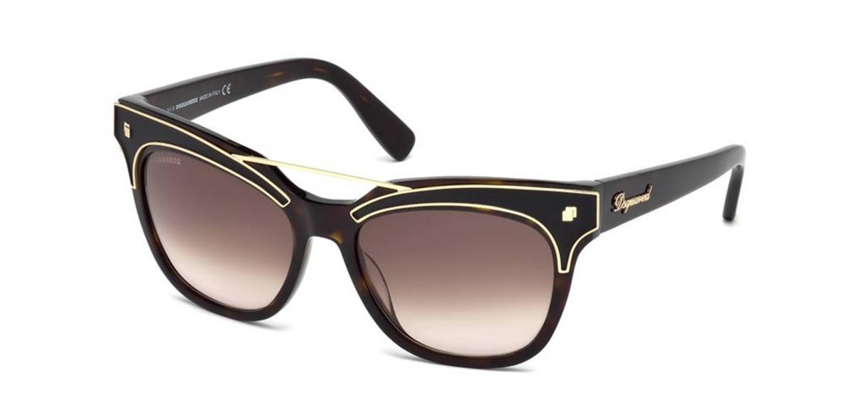 Dsquared2 DQ0216 52F عینک آفتابی زنانه دسکوارد