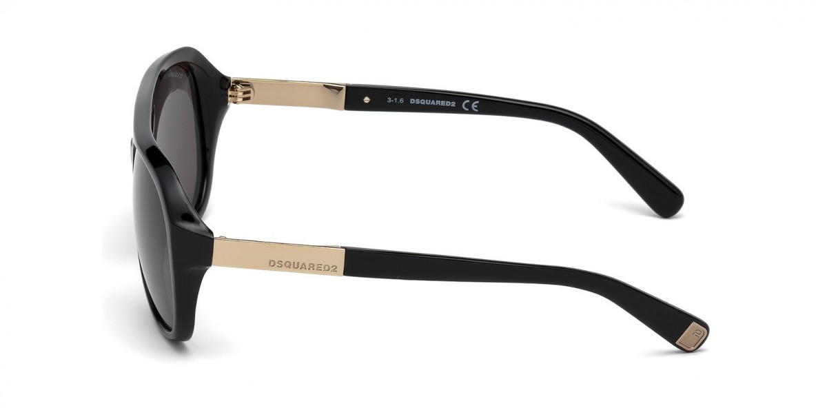 Dsquared2 DQ0237 01B عینک دسکوارد