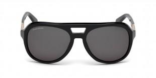 Dsquared2 DQ0237 01B عینک آفتابی دسکوارد