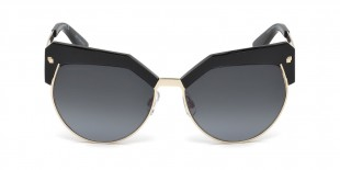 Dsquared2 DQ0254 01B عینک آفتابی زنانه دسکوارد
