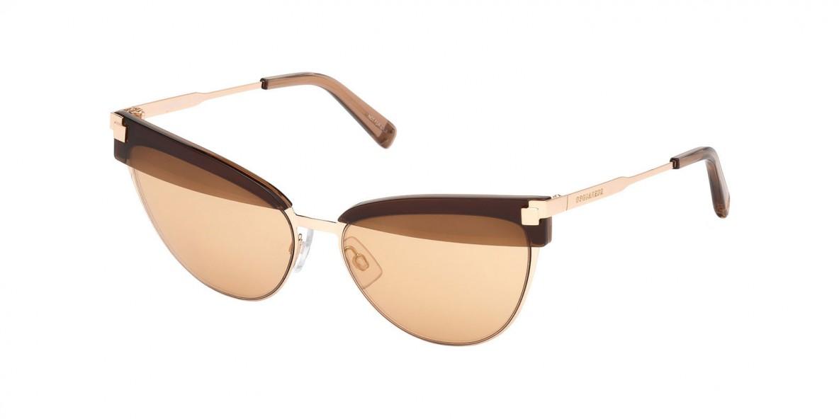 Dsquared2 DQ0276 38Z عینک آفتابی زنانه دسکوارد