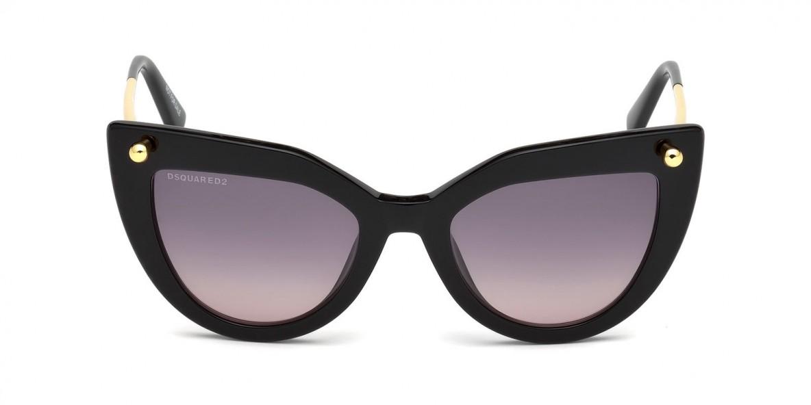 Dsquared2 DQ0278 01B عینک آفتابی زنانه دسکوارد