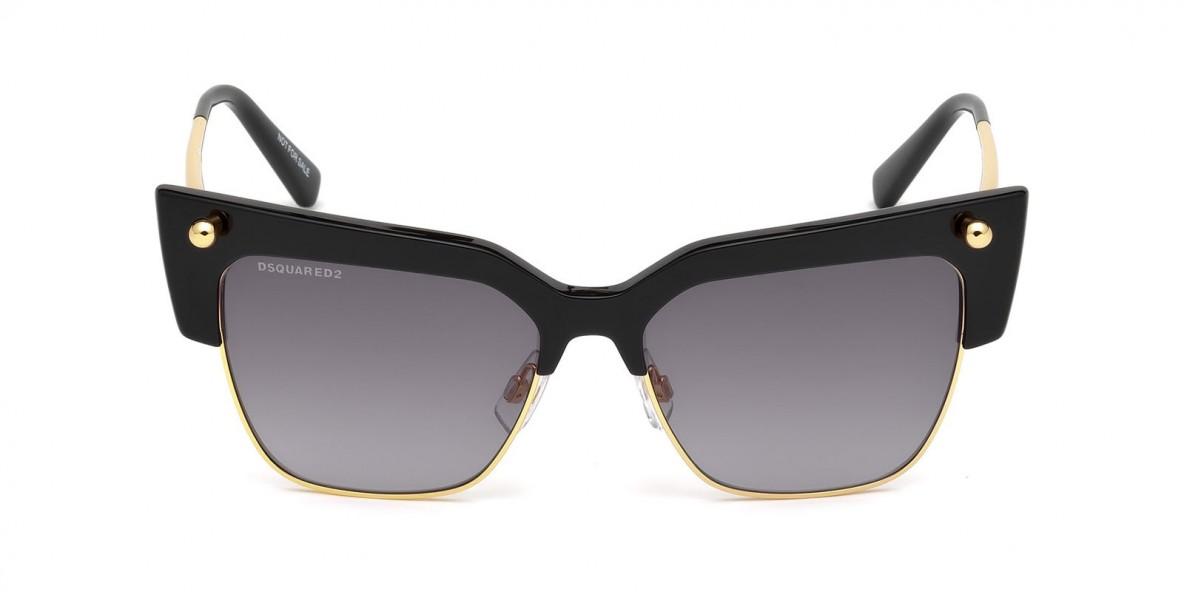 Dsquared2 DQ0279 01B عینک آفتابی دسکوارد