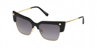 Dsquared2 DQ0279 01B عینک آفتابی زنانه دسکوارد