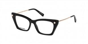 Dsquared2 DQ5245 001 عینک طبی زنانه دسکوارد