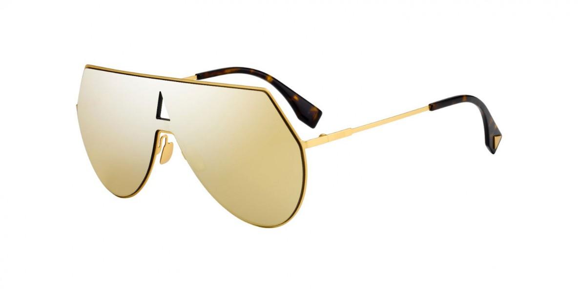 Fendi FF0193/S 001/K1 عینک آفتابی زنانه مردانه فندی