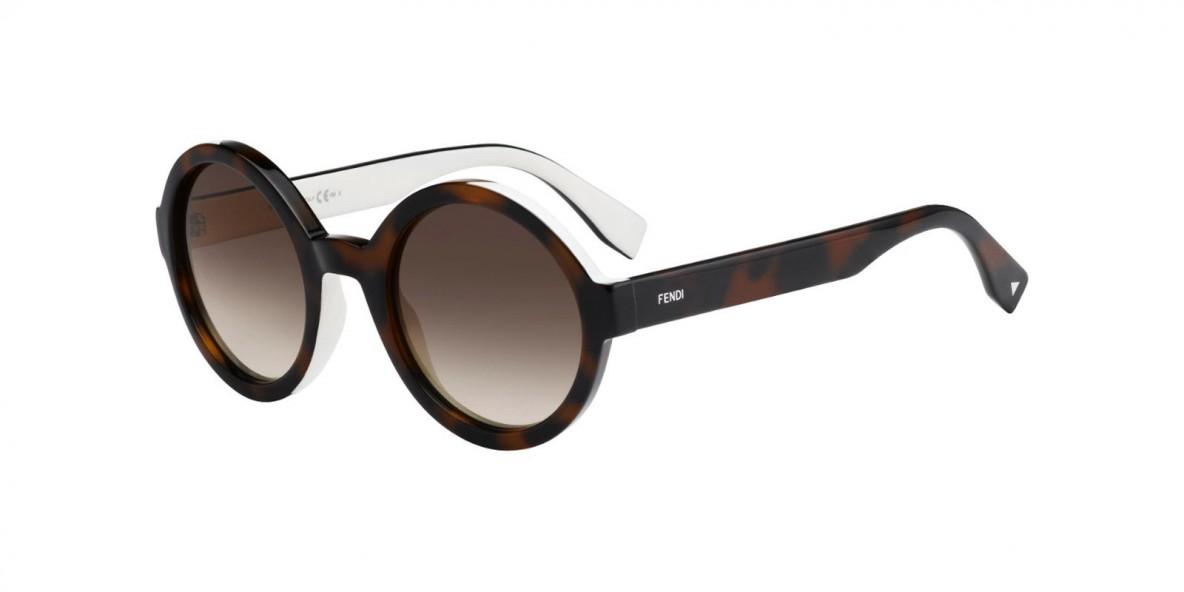 Fendi FF0120/S MIY/HA عینک آفتابی زنانه فندی