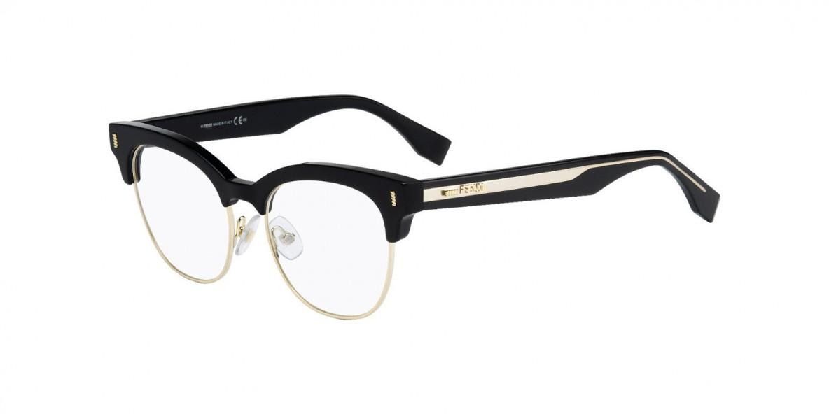 Fendi FF0163 VJG عینک طبی زنانه فندی