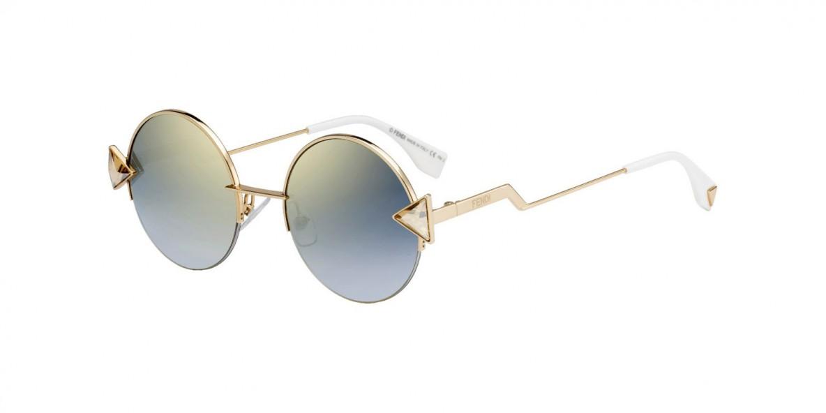 Fendi FF0243/S 000/FQ عینک آفتابی زنانه فندی