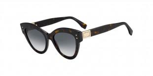 Fendi FF0266/S 086/9O عینک آفتابی زنانه فندی
