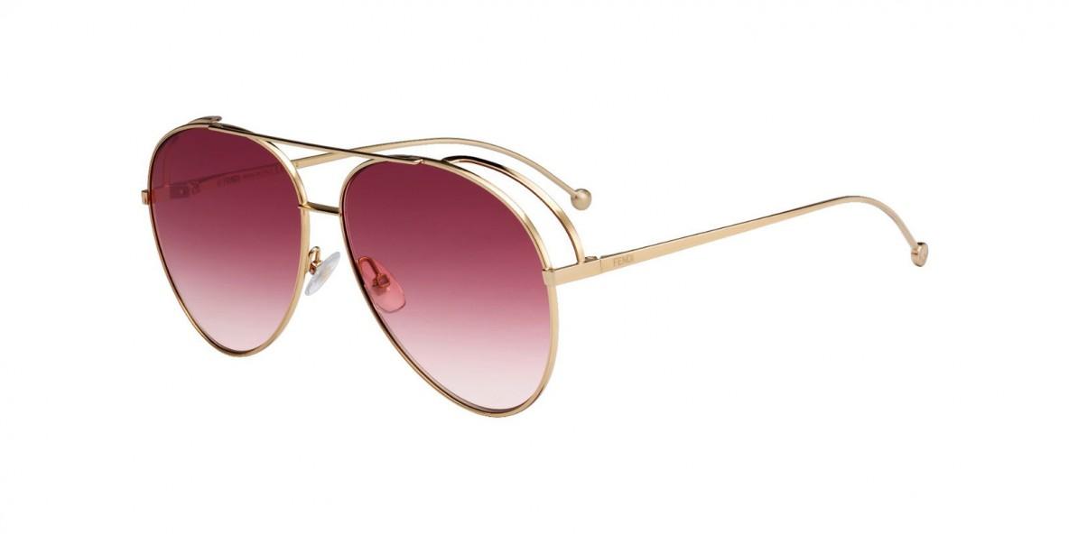 Fendi FF0286/S 000/3X عینک آفتابی زنانه فندی