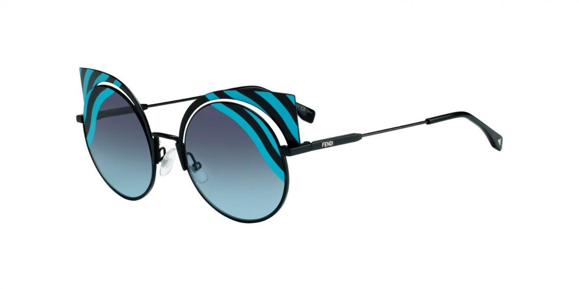 Fendi FF0215/S 0LB/JF عینک آفتابی زنانه فندی