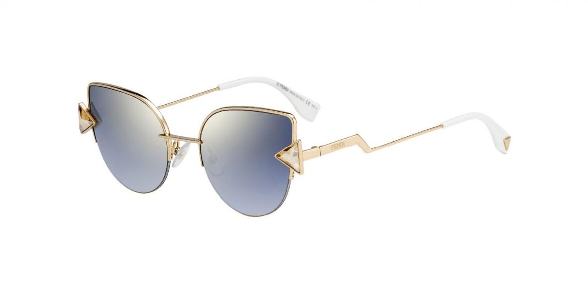 Fendi FF0242/S 000/FQ عینک آفتابی زنانه فندی