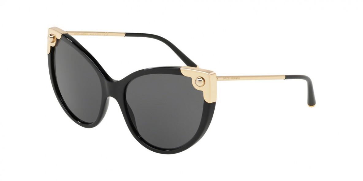 Dolce & Gabbana DG4337 501/87 عینک آفتابی زنانه دی اند جی