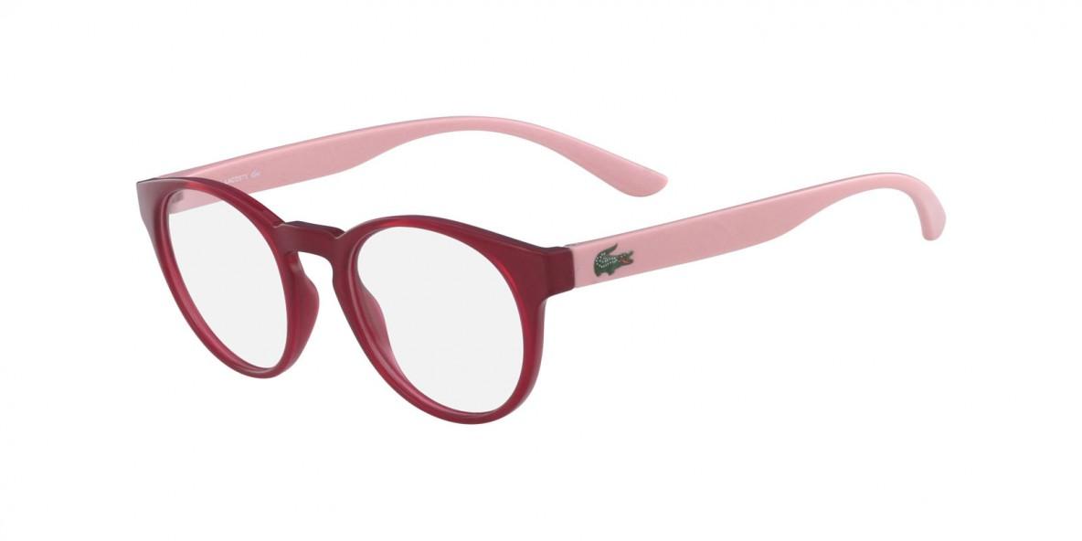 Lacoste L3910 526 عینک طبی کودکان لاکوست