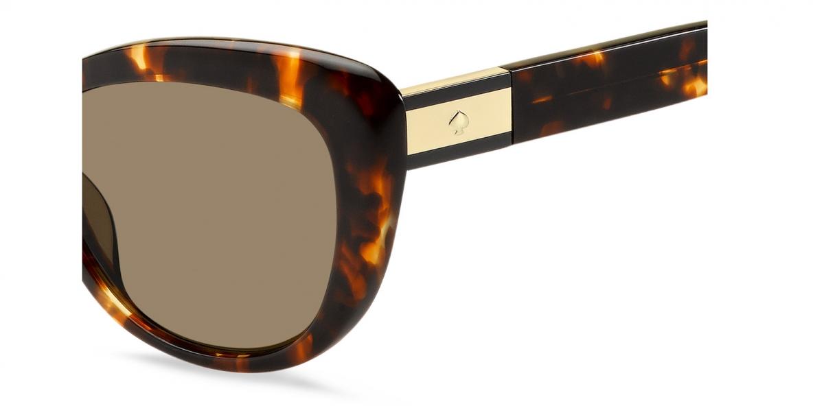 KateSpade Sunglass Emilyann 086SP 54 عینک آفتابی زنانه کیت اسپید پروانه ای