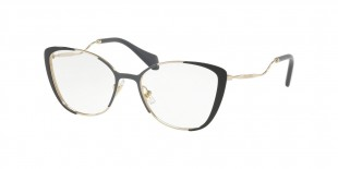 Miu Miu MU51QV VYD1O1 عینک طبی زنانه میومیو