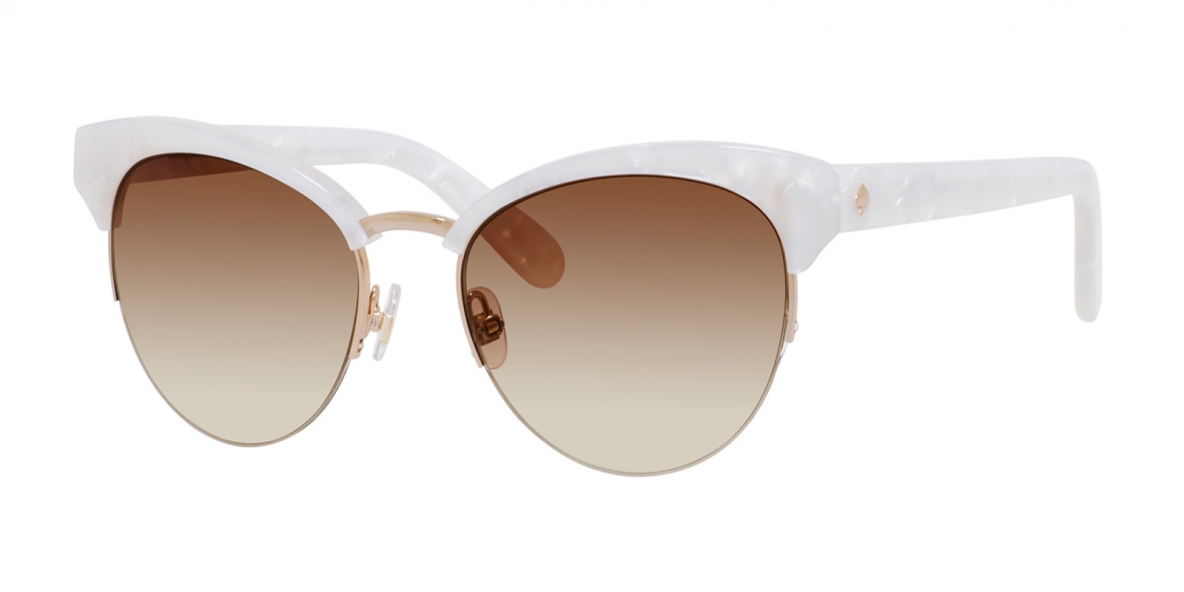 KateSpade Sunglass Ziba RZDY6 53 عینک آفتابی کیت اسپید مدل زیبا مناسب برای خانم ها