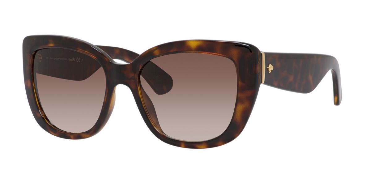 KateSpade Sunglass Andrina EDJB1 54 عینک آفتابی زنانه کیت اسپید پروانه ای