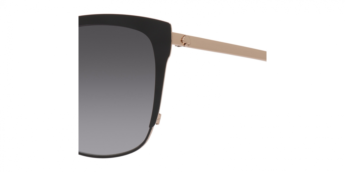 KateSpade Sunglass Genice RRCF8 57  عینک آفتابی زنانه کیت اسپید پروانه ای