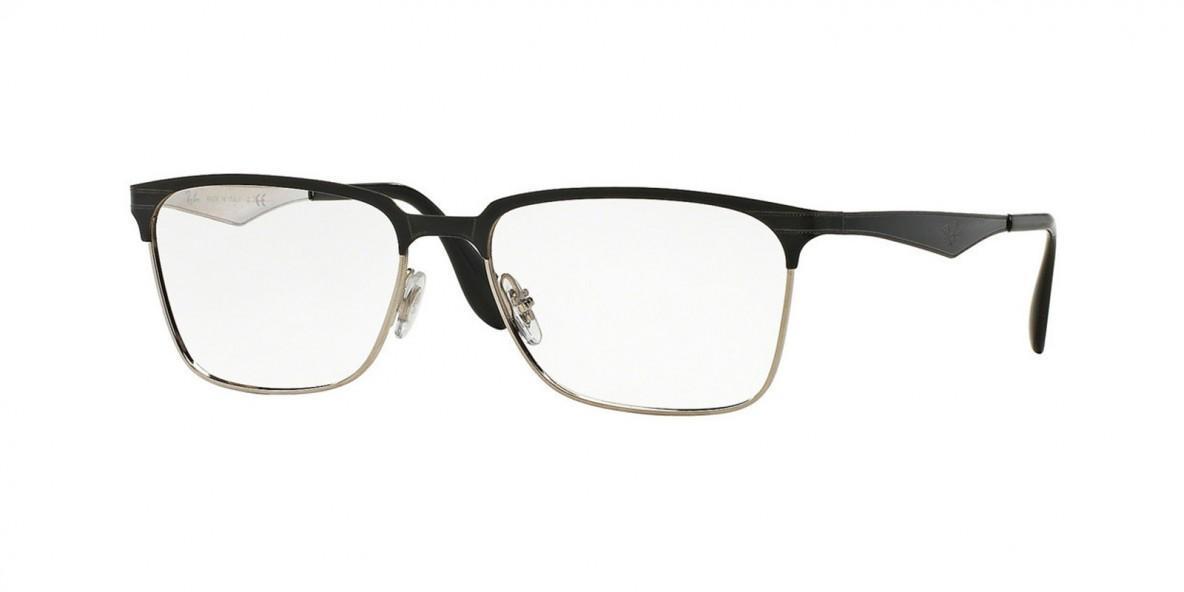 RayBan RX6344 2861 عینک طبی مردانه ریبن