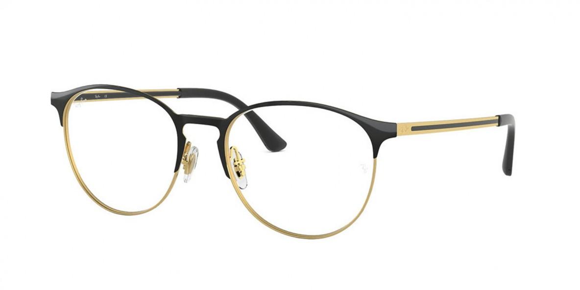 RayBan RX6375 2890 عینک طبی مردانه ریبن