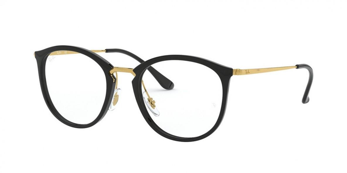 RayBan RX7140 2000 عینک آفتابی زنانه مردانه ریبن