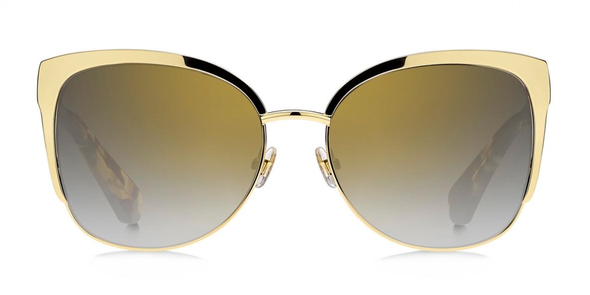 KateSpade Sunglass Genice 06JFQ 57 عینک آفتابی زنانه کیت اسپید پروانه ای