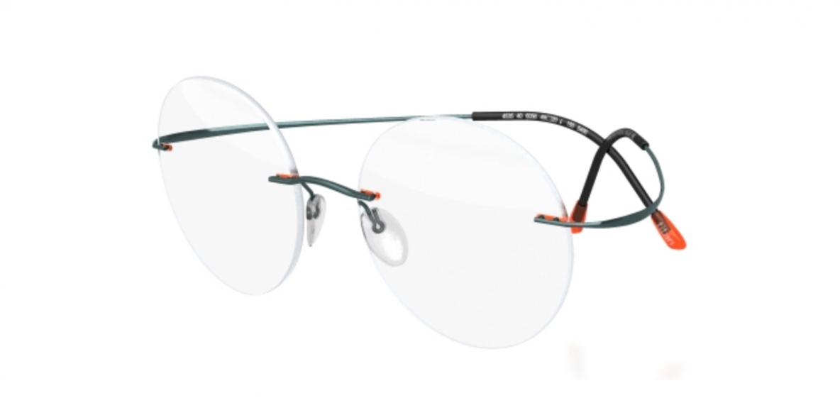 Silhouette 4535 6056 عینک طبی مردانه سیلوهت