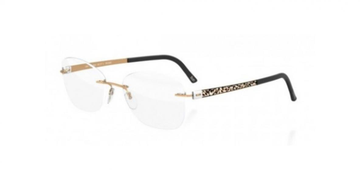 Silhouette 4545 6060 عینک طبی زنانه سیلوهت