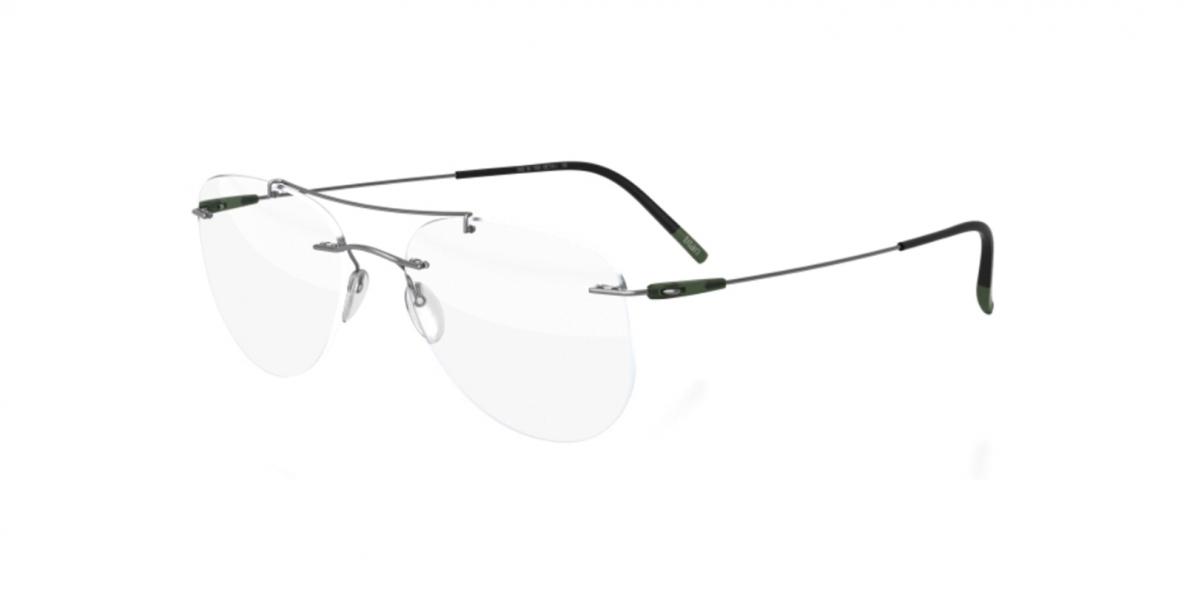Silhouette 5500 BG-6560 عینک طبی مردانه سیلوهت