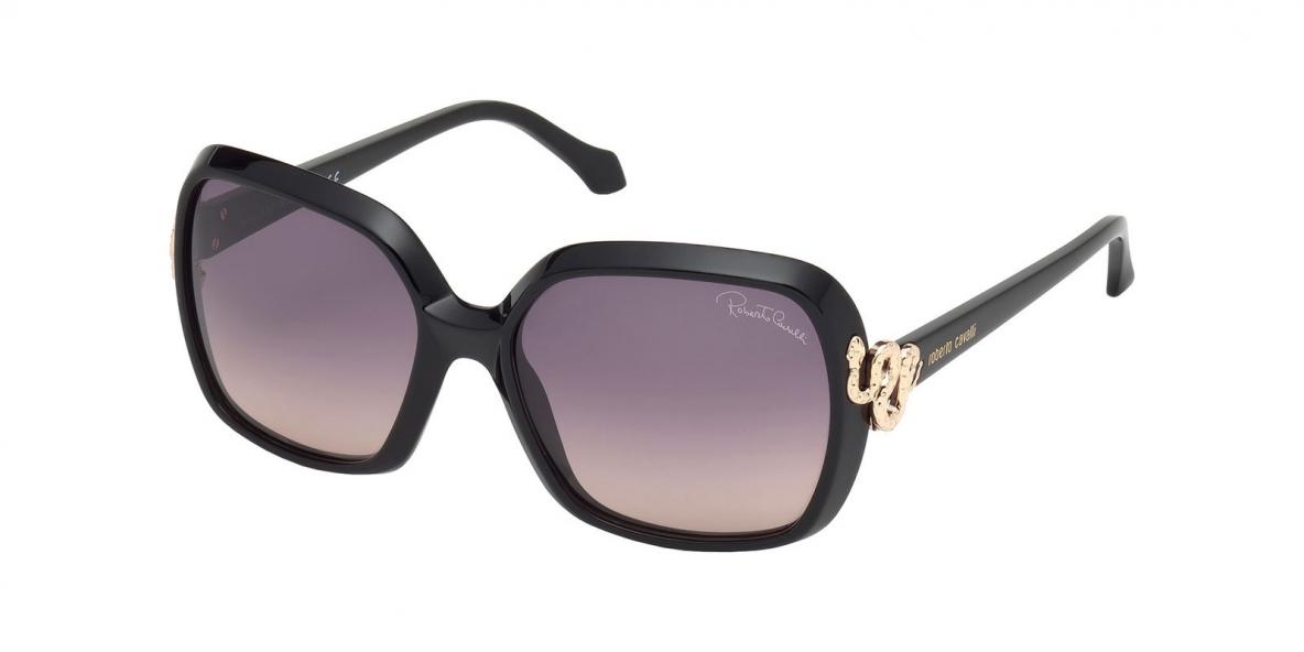 Roberto Cavalli RC1016 01B عینک آفتابی زنانه ربرتو کاوالی