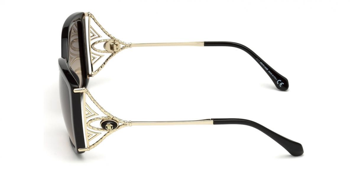 Roberto Cavalli RC1058 01B عینک ربرتو کاوالی