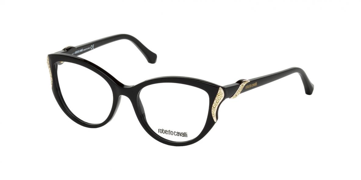 Roberto Cavalli RC5055 001 عینک طبی زنانه ربرتو کاوالی