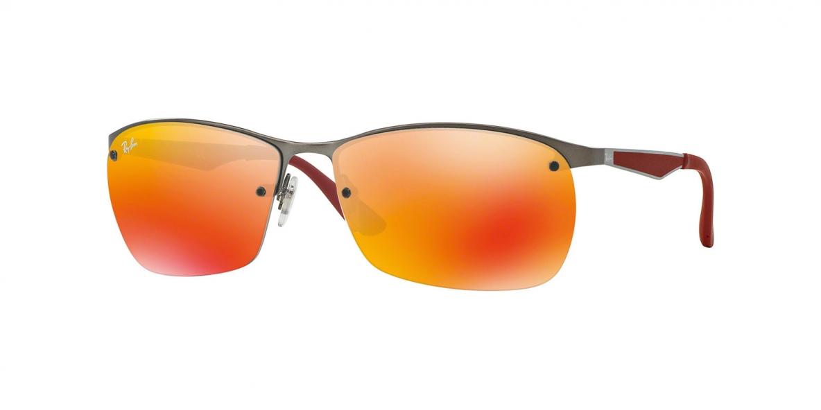 RayBan RB3550 029/6Q عینک آفتابی زنانه مردانه ریبن
