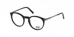 Mont Blanc MB0625 001 عینک طبی مردانه مون بلان