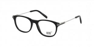 Mont Blanc MB0724 001 عینک طبی مردانه مون بلان