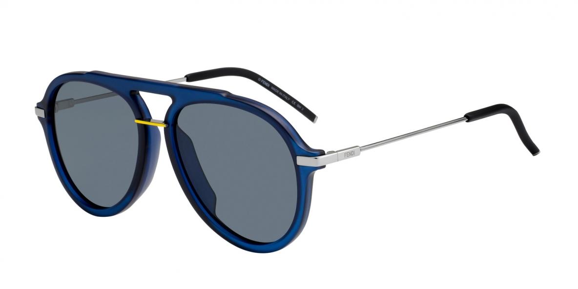 Fendi Sunglass M0011 PJPIR 58 عینک آفتابی مردانه زنانه فندی