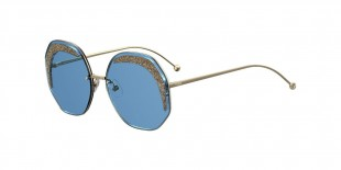 Fendi FF0358/S MVU/KU عینک آفتابی زنانه فندی