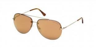 Tom Ford FT0584 28Z عینک آفتابی خانم ها و آقایان تام فورد خلبانی