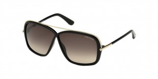 Tom Ford FT0455 01K عینک آفتابی زنانه تام فورد