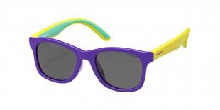 Polaroid Kids PLD8001 T39Y2 عینک آفتابی دخترانه پسرانه پولاروید