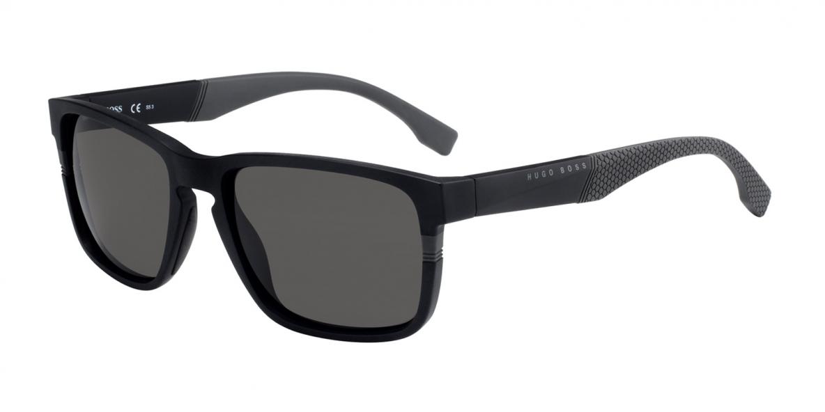 Boss Sunglass 916 1X1-NR 57عینک آفتابی مردانه هوگوباس مستطیلی